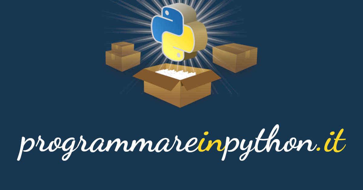 www.programmareinpython.it